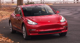 Tesla Model 3. Photo: Tesla
