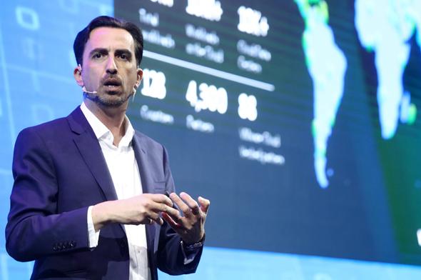 אלי שקד מנכ''ל VMware ישראל היוצא
