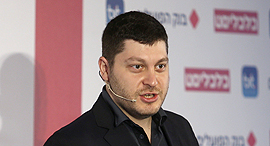 Michael Reitblat, co-founder and CEO of payment fraud prevention company Forter. Photo: Orel Cohen