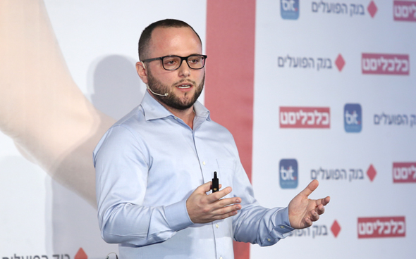 Co-founder Guy Kashtan. Photo: Orel Cohen
