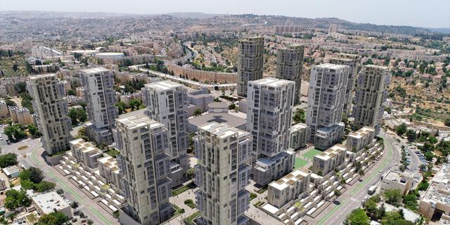 ירושלים: אור ירוק לפרויקט פינוי-בינוי בשכונת גילה שמרביתו בבעלות עמידר