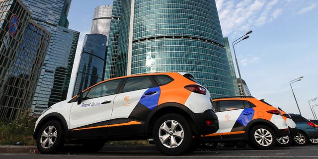 יאנדקס מסתערת על אירופה עם מכוניות חשמליות