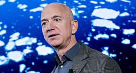 ג'ף בזוס אמזון הכי עשיר בעולם קמצן , צילום: בלומברג