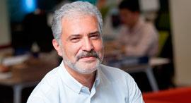 """מנכ""""ל יוניליוור ישראל  ג'ם טריק יוקסל"""