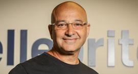 Yossi Carmil, Cellebrite co-CEO. Photo: Shlomi Yosef