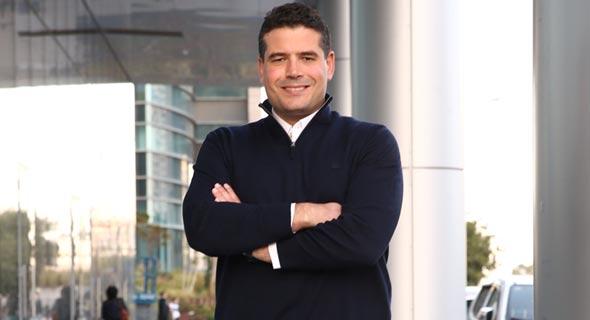 Kape CEO Ido Erlichman. Photo: Orel Cohen