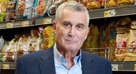 ראובן שליסל יבואן בעלים ו מנכל שותף ב חברת ליימן שליסל, צילום: דנה קופל