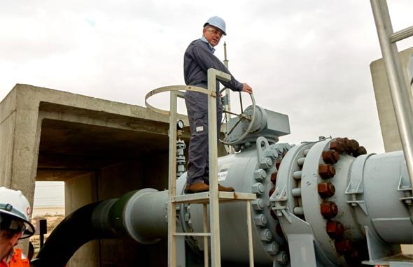 """שר האנרגיה יובל שטייניץ גז טבעי, צילום: מיכאל דימרשטיין לע""""מ"""