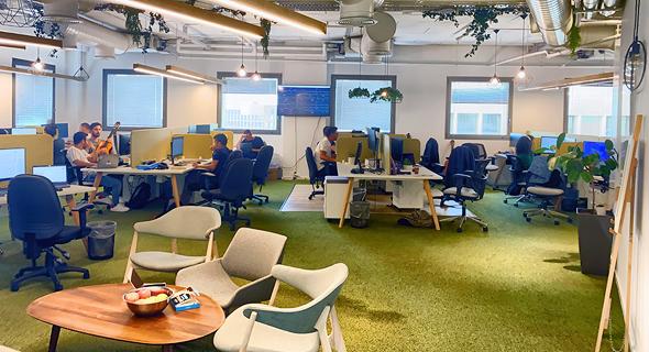 משרדי חברת Syte, צילום: אריאל גייפמן