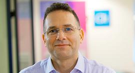 """עופר פרימן שותף מייסד ומנכ""""ל Syte , צילום: אריאל גייפמן"""