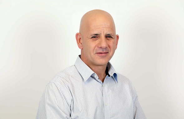 CEO and founder of Clew Medical, Gal Salomon. Photo: Courtesy