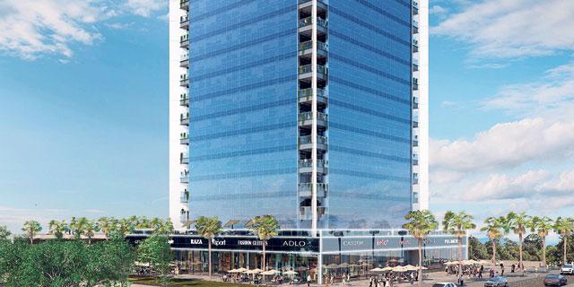 קבוצת רכישה של בסר תקים מגדל משרדים בראשון לציון