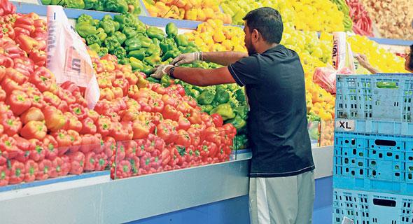 הפירות והירקות התייקרו, צילום: דנה קופל