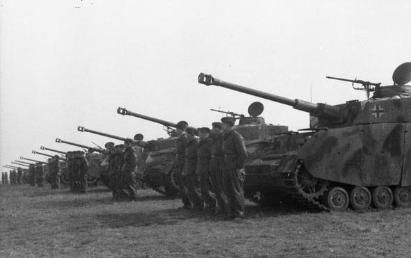 טנקים של גרמניה הנאצית, מחטיבת הנוער ההיטלראי