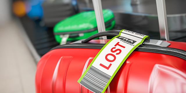 למה המזוודה אבדה בטיסה, ואיך תבטיחו שזה לא יקרה יותר