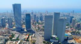 תל אביב יקרה מגדלי עזריאלי הקרייה, צילום: שאטרסטוק