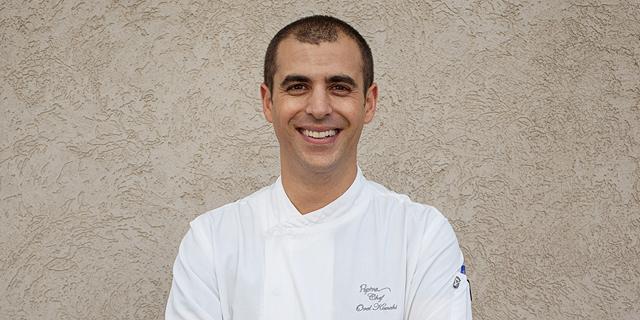 יוצא מהכלים: השף אוראל קמחי משנה את התפריט של פופינה