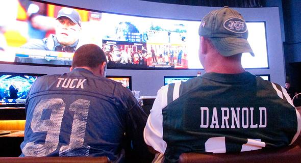 """הימורי ספורט בארה""""ב. שוק ההימורים במדינה מגלגל 147 מיליארד יורו בשנה"""