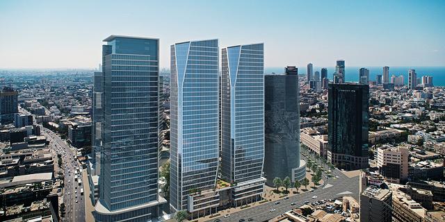 עסקת ענק: מאנדיי תשכור 15 קומות מרובינשטיין