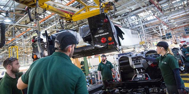 יצרני רכב עולמיים שישווקו בבריטניה יצטרכו אישור מיוחד