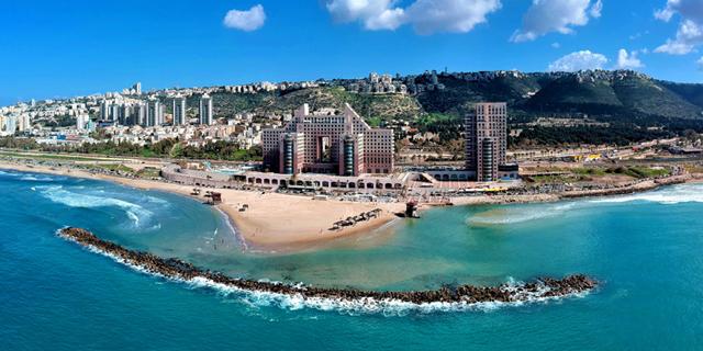 רובע הים החדש ב חיפה , צילום: shutterstock
