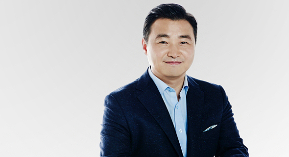 רו טאי מון מנכ''ל סמסונג מובייל