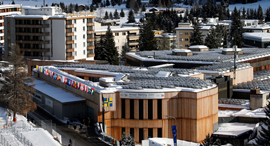 The WEF has listed six Israeli companies among its list of 100 Technology Pioneers. Photo: Reuters