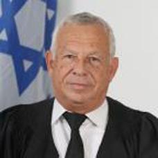 השופט עזריה אלקלעי , צילום: אתר בית המשפט