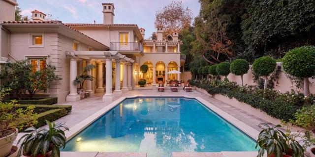 ביתו של לי איאקוקה המנוח מוצע למכירה ב-26 מיליון דולר