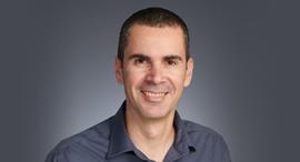 """מוטי פנחס סמנכ""""ל טכנולוגיות מלם תים דן אנד ברדסטריט , קרדיט: יח""""צ"""