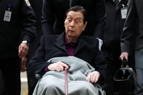 שין קיוק-הו, מייסד לוטה שנפטר