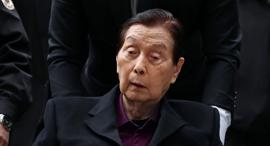 מייסד לוטה המיליארדר המנוח שין קיוק-הו, צילום: בלומברג
