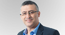 Osem Nestlé IL CEO Avi Ben Assayag. Photo: Isaac Shokal