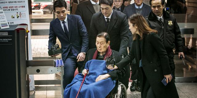 שין קיוק-הו מייסד לוטה מיליארדר מת דרום קוריאה shin kyuk-ho, צילום: בלומברג