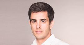 אריאל פרדו מנהל עסקים ראשי גיבוי אחזקות, צילום: ענבל מרמרי