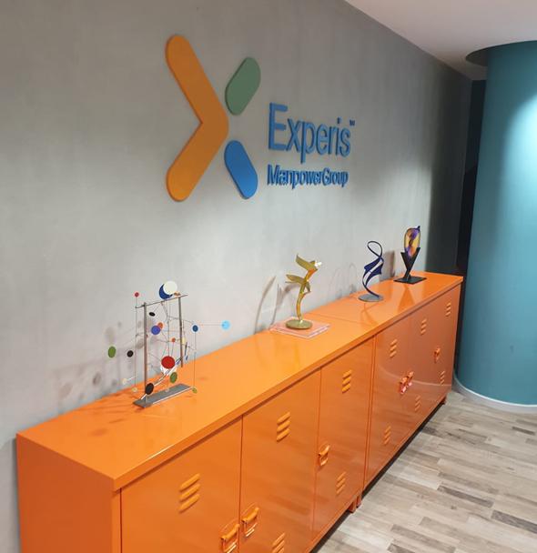 משרדי חברת Experis, צילום: בשמת-ליבובסקי