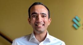 פארת׳ טריוואדי מנכ״ל סקיילו , צילום: Skylo