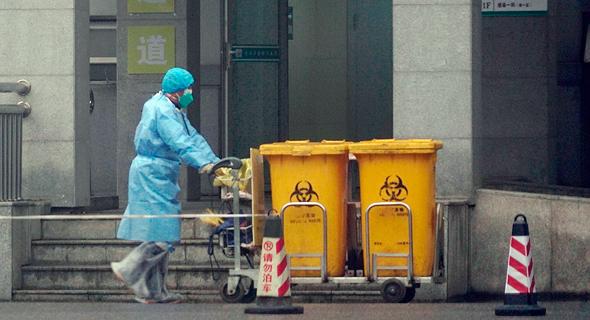 מתגוננים מהווירוס בסין