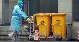 מגיפה וירוס קורונה סין 3, צילום: איי פי
