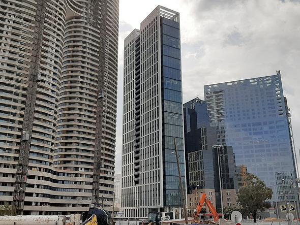 מגדל H TOWER מגדל רסיטל תל אביב, צילום מתן פחימה