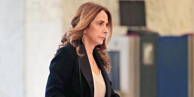 שרת ההגנה של לבנון זינא עכאר־עדרא. אישה ראשונה בתפקיד, צילום: איי אף פי
