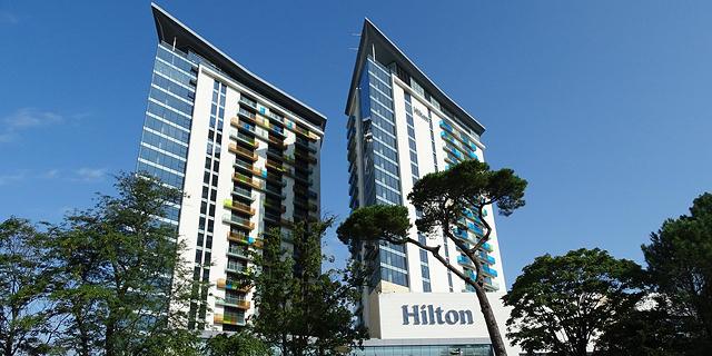 """מלון הילטון גיאורגיה זירת הנדל""""ן, צילום: Avtandilphoto/pixabay"""