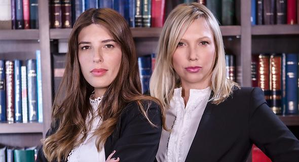 עורכות הדין  ליאת שקלרז-הורוביץ ודנה תירוש