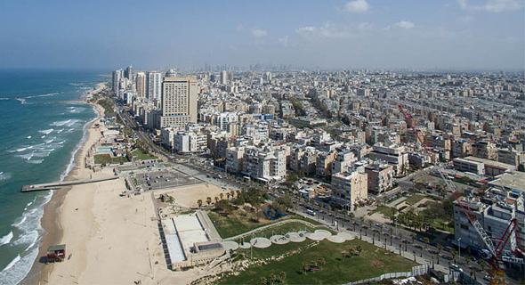 """בת ים. """"תמצב עצמה כאחת הערים המבוקשות בישראל"""" , צילום: עיריית בת ים"""