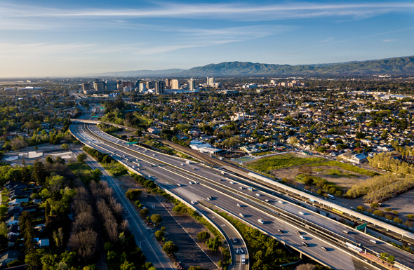The Silicon Valley. Photo: Shutterstock