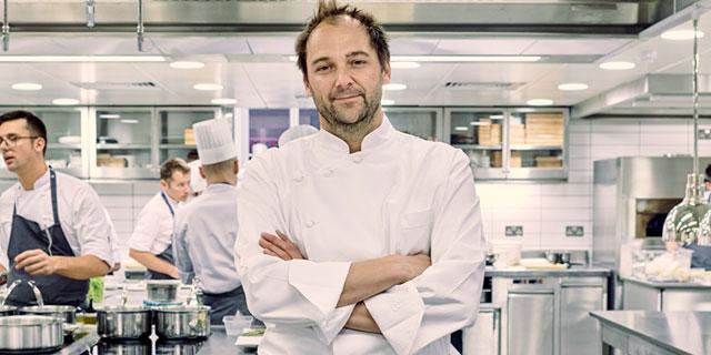 האם בלי בשר: השף דניאל האם פותח מסעדה חדשה בלונדון