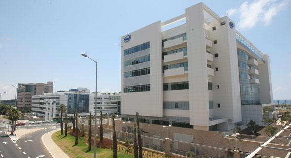 בניין אינטל בחיפה