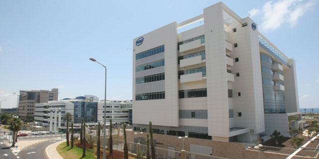 בניין אינטל בחיפה, צילום: אלעד גרשגורן