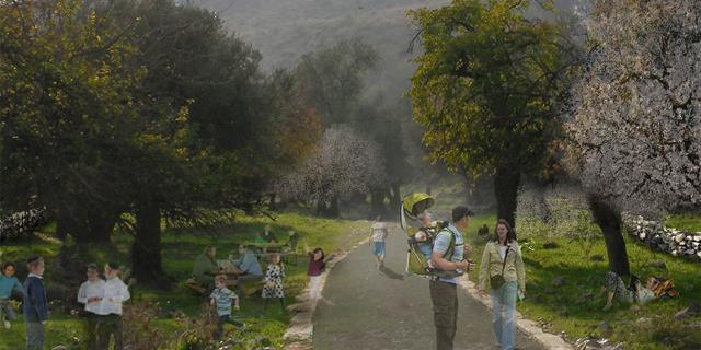 הדמיית פארק הלימונים, הדמיה: ליגם