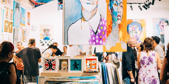 הסטארט-אפ שמעצב מחדש את עולם האומנות